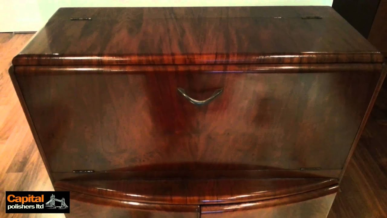 Attractive HOW WE REPAIR FURNITURE SCRATCH ? Table Scratch Remove London   YouTube