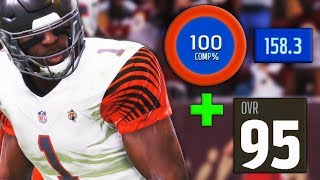 Signing 95 Overall Former DPOY + Rookie QB Has Perfect Game On Debut (Relo Draft Build Part. 5)