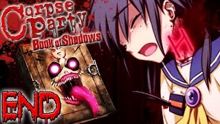 Corpse Party Book of Shadows - Ch.8 (BLOOD DRIVE) END ~ COMPLETE