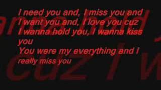 Aviation - You were my Everything (w/lyrics)