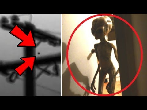 Alien CONTACT Caught on Tape