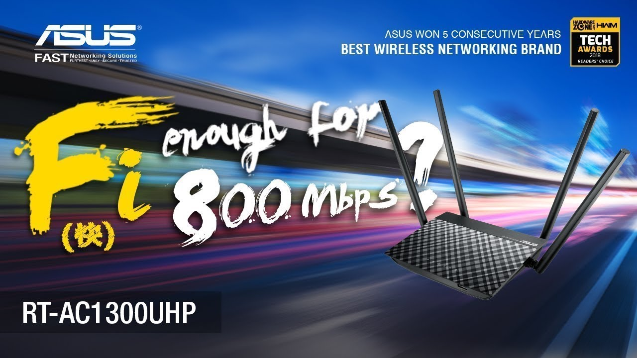 WiFi Router Discussion Thread