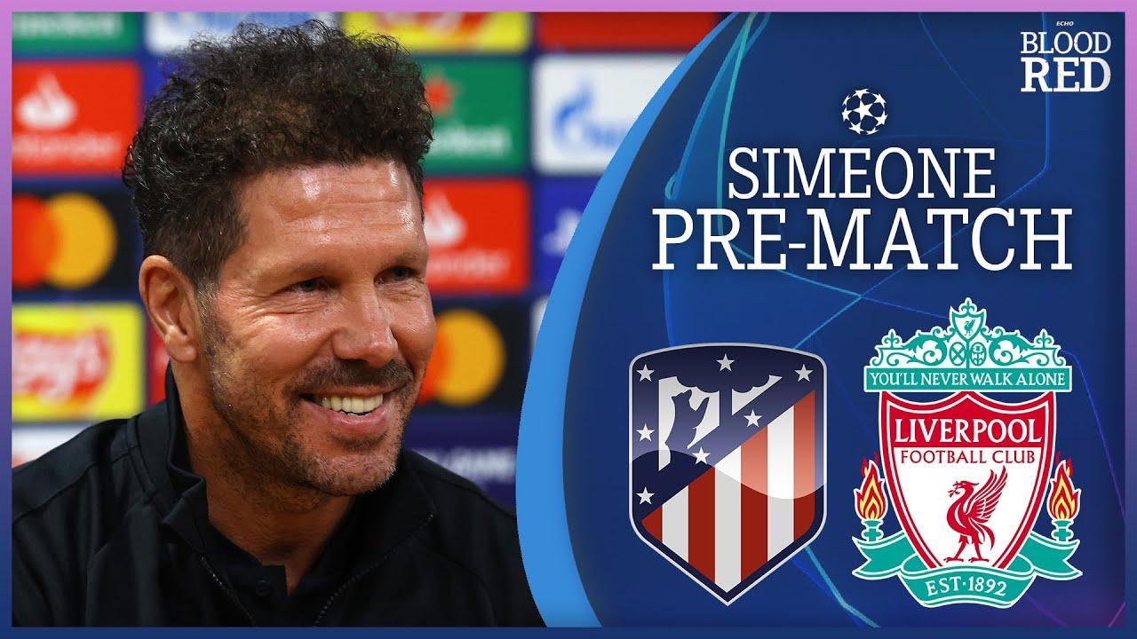 'Salah Is Extraordinary'   Diego Simeone Press Conference   Atletico Madrid vs Liverpool
