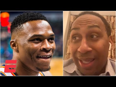 'Have Mercy!' - Stephen A. Reacts To Russell Westbrook To The Rockets | 2019 NBA Free Agency