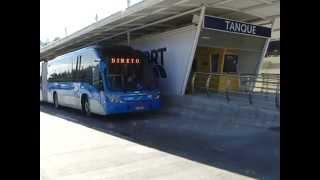 BRT TRANSCARIOCA É INAUGURADO NO RIO DE JANEIRO - 020614