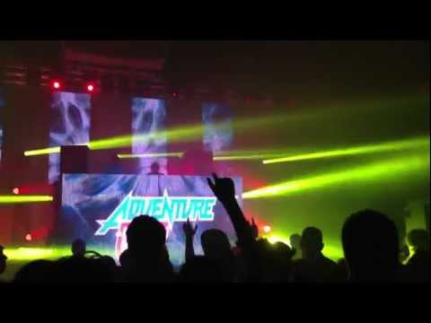 Adventure Club Live @ Pure 2012 in Edmonton