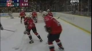 Hockey Olympics Nagano 1998 (Canada - USA)
