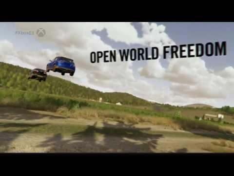 Forza Horizon 2 - E3 2014 Trailer - Eurogamer