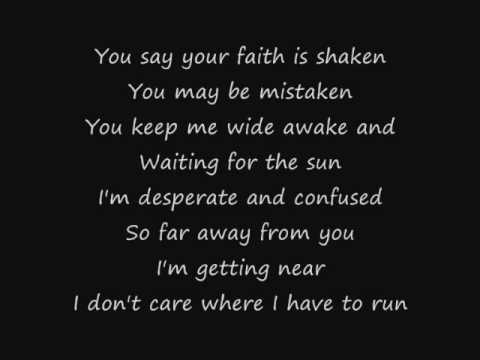 Maroon 5  Misery Lyrics