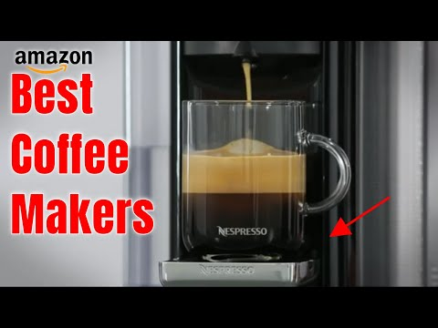✅ Top 10 Best Coffee Makers 2021 | Using New Technology | Smart Gadgets