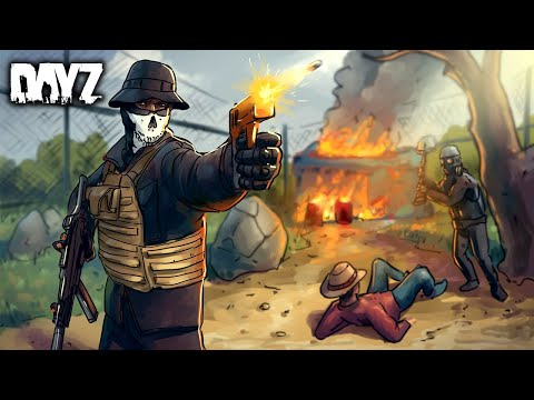 THE BATTLE FOR THE ZOO! DayZ (Part 2)