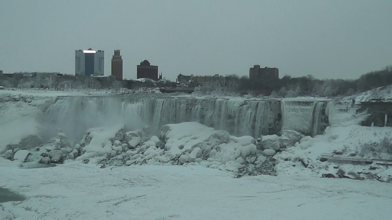 Winter Niagara Falls 2018 1 3