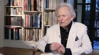 "Tom Wolfe on why Darwin's evolution theory is a ""myth"""