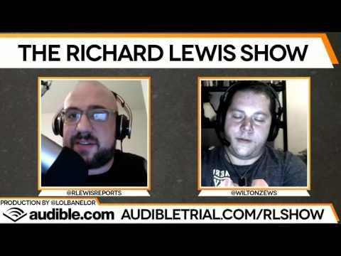 The Richard Lewis Show #19 w/ Zews