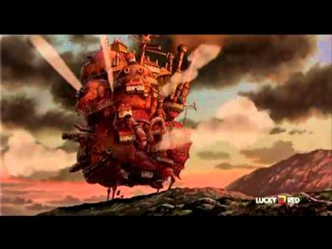 Castelli Di Cartone Film : Il castello errante di howl trailer italiano youtube