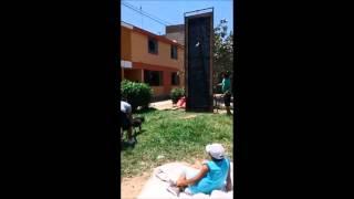 ENTRENAMIENTO DE PRESA - SALTO VERTICAL (CLUB CASA GRANDE PITBULL)