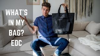My Everyday Carry (EDC) | What's in My Bag? | Men's Essentials | Parker York Smith