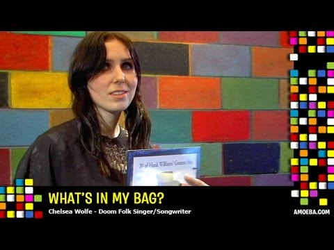 Chelsea Wolfe - What's In My Bag?
