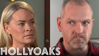 Hollyoaks: Glenn Throws Ashes at Grace