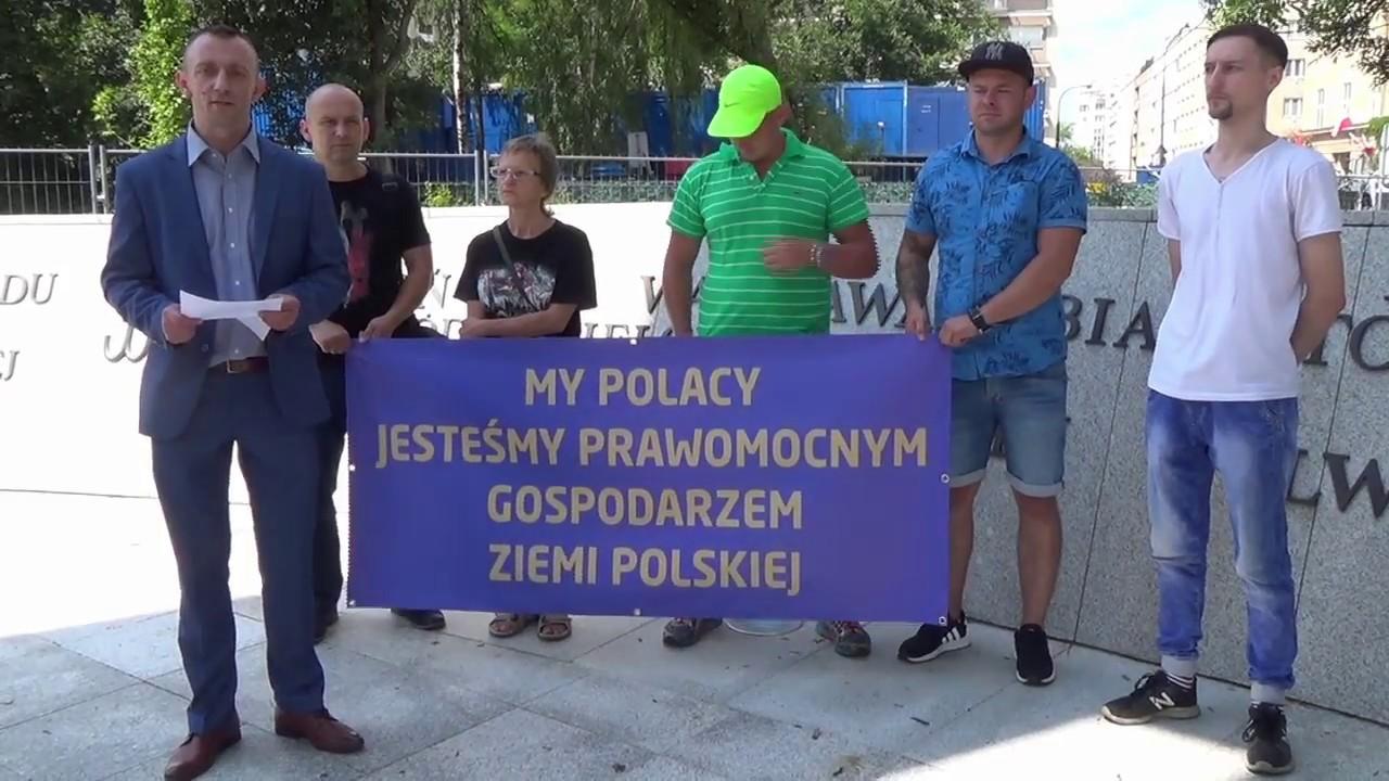 ZJEDNOCZENIE POLSKICH RODÓW - Warszawa 21 lipca 2018 roku