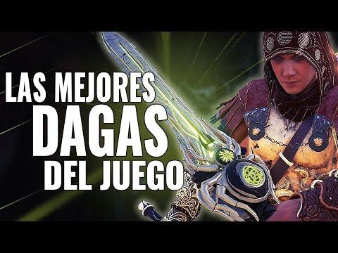 Assassin's Creed Odyssey | Consigue LAS MEJORES ARMAS DAGAS LEGENDARIAS del JUEGO | LOCALIZACIONES thumbnail