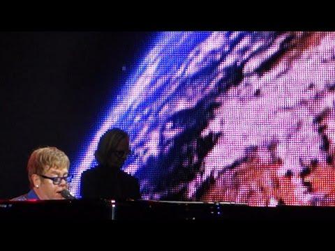 Elton John - Rocket Man – Outside Lands 2015, Live in San Francisco