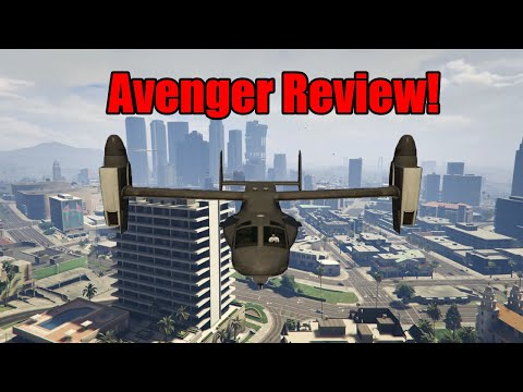 GTA Mammoth Avenger  Review