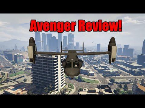 GTA Mammoth Avenger  Review
