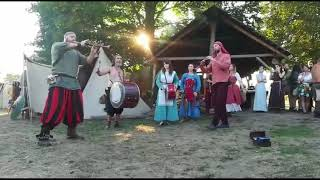Wolin Slavs and Vikings Festival 2018- Percival and Szelindek