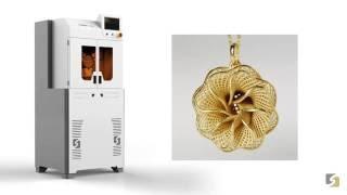 SISMA Professional Laser 3D Printer