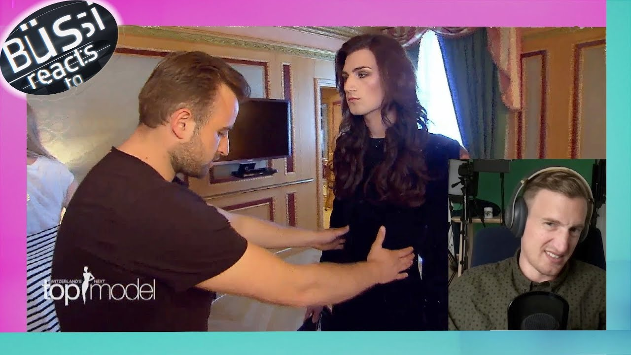 KEINE LUST 🙅♂️ Büssi reacts to SNTM: Folge 5!