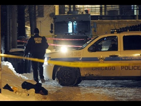 Chicago crime report: slain man identified