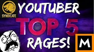 top 5 cod youtube rages w syndicate merkmusic mrtlexify jimbothy and toproforyougames