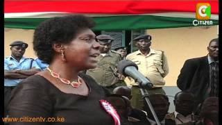 Ngilu Snubs Kalonzo Once Again