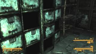 Fallout New Vegas 26 Ван Граффы