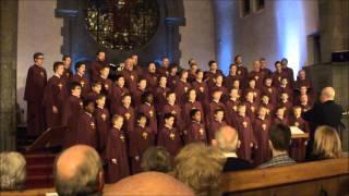 Nidarosdomens guttekor med Arve Tellefsen i Frogner Kirke 10.12.2011