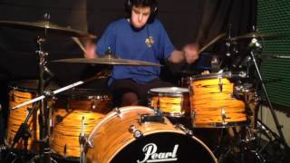 Rival Sons - Thundering Voices - Drum Cover - Ray Loosen
