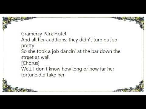 John Mellencamp - Taxi Dancer Lyrics