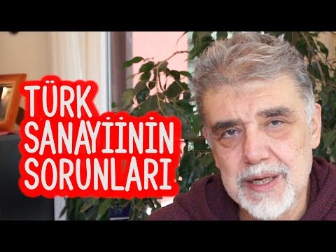 Türk Sanayiinin Sorunları