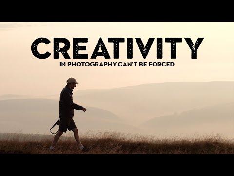 REGAINING your CREATIVE MOJO in PHOTOGRAPHY thumbnail
