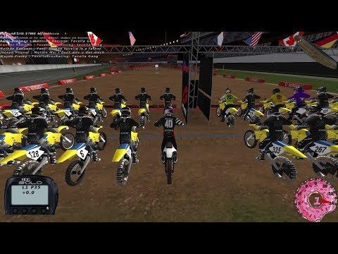 MX Simulator 125 ELIMINATION Race | THE DAYTONA DADDY CUP