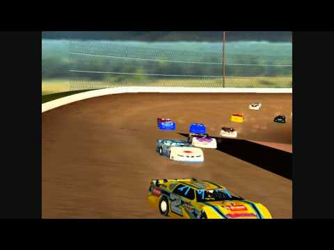 rFactor DSI Dirt Late Models - I-80 Speedway