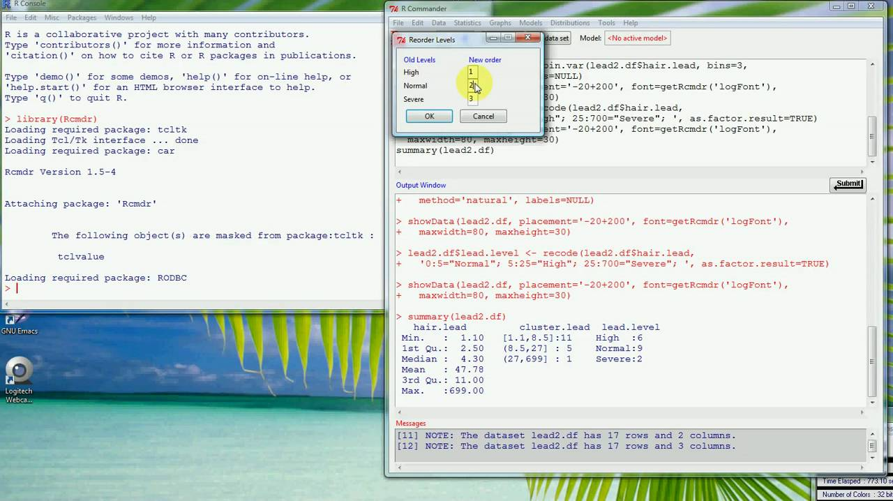 r project help R programming from johns hopkins university getting help video: r console input and evaluation coursera provides universal access to the world's best.