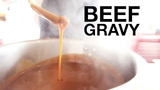 Beef Gravy Recipe