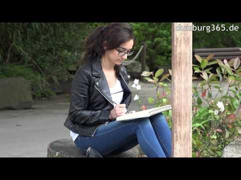 Musik + Kunstschule zeichnete im Zoo Duisburg