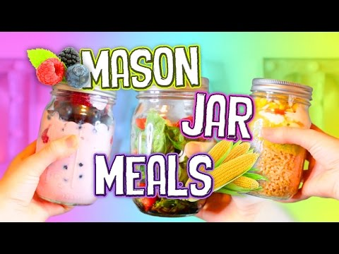 DIY PINTEREST HEALTHY RECIPES! Easy Breakfast, Lunch, & Dinner Ideas for Summer! // Jill Cimorelli