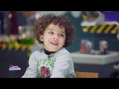 هتموت من الضحك من اجابات الطفل عمر حسين علي اسئلة شيماء سيف