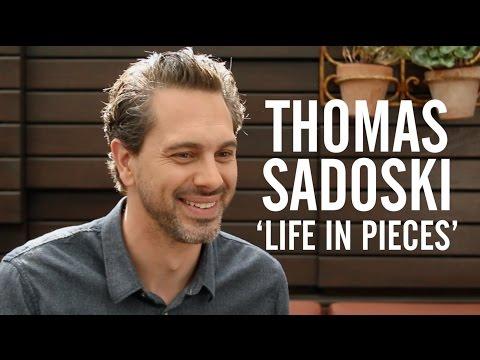 'Life in Pieces' Star Thomas Sadoski Wants to Make Barbra Streisand Documentary