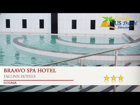 Braavo Spa Hotel - Tallinn Hotels, Estonia