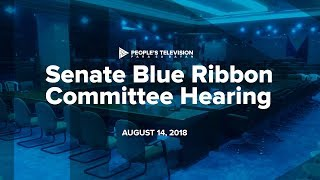 Senate Blue Ribbon Committee Hearing For more news, visit: ▻https:/...